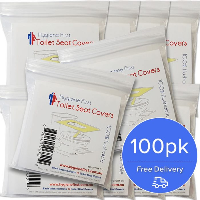 hygiene first toilet seat covers 100pcs